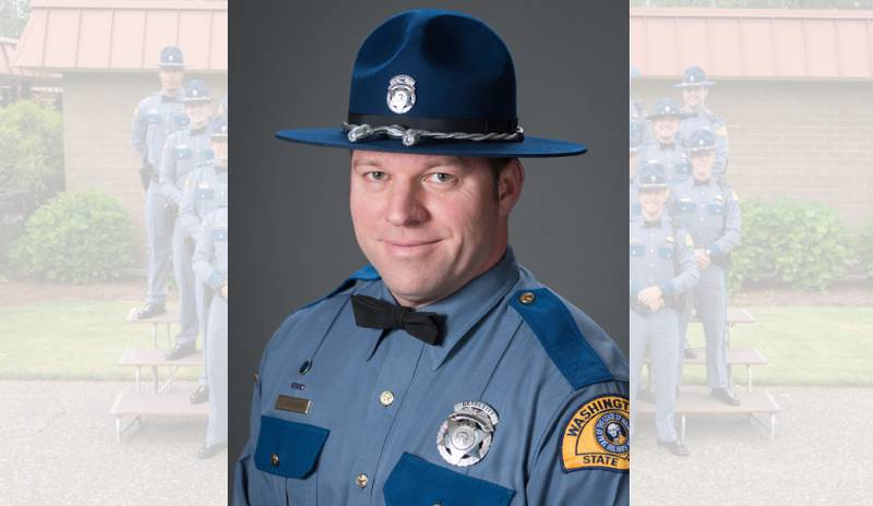 Trooper Detective Eric T. Gunderson served more than 16 years with the State Patrol.