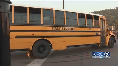 VIDEO: Seattle Public Schools to suspend numerous bus routes