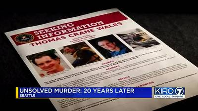 Reward increases by $1 million on 20th anniversary of Tom Wales murder