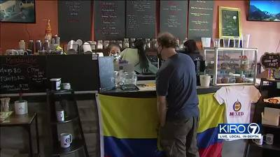VIDEO: Mill Creek coffee shop owner harassed over vaccine requirement
