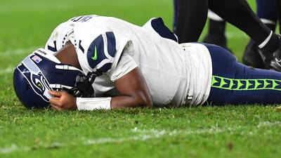 Geno Smith rallies Russell Wilson-less Seahawks to OT, then loses fumble, game to Steelers
