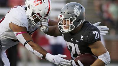 Borghi leads Washington State over Stanford 34-31