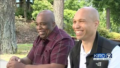 Black father, son share commitment to law enforcement