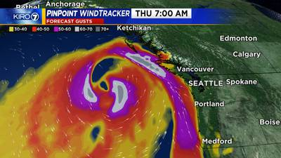 Strong Pacific storm to bring mainly-minor impacts locally