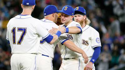 Mariners lose to Angels 7-3 as playoff drought continues