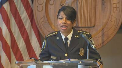 Chief Carmen Best retires Wednesday after 28 years with SPD