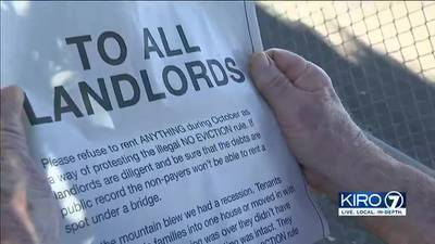 VIDEO: Longtime landlord takes out full-page ad to decry eviction moratorium