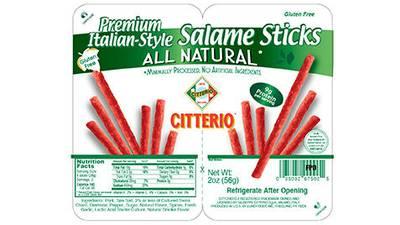 Salami sticks sold at Trader Joe's linked to 8-state salmonella outbreak