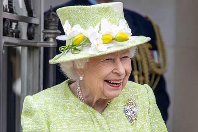 Photos: Queen Elizabeth II through the years
