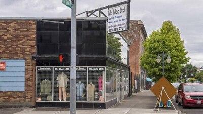 Man charged with burglarizing 6 Tacoma businesses, including iconic clothing store