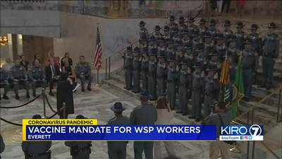 VIDEO: Vaccine mandate for WSP workers