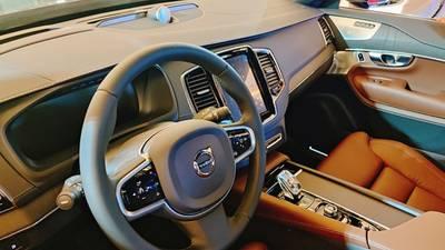 Recall alert: Volvo recalls 7 models over seat belt concerns