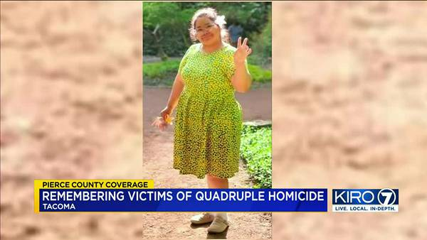 Hundreds gather to remember victims of Tacoma quadruple homicide