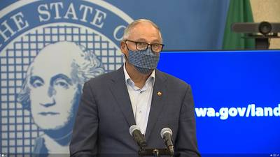 VIDEO: Inslee extends eviction moratorium another month