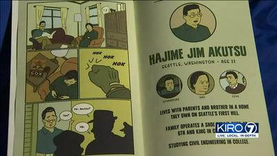 New graphic novel highlights resistance to Japanese internment