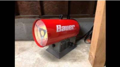 Recall alert: Harbor Freight recalls portable propane heaters for fire risk