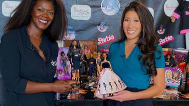 VIDEO: Doll program founder spreads message of inclusion, empowers BIPOC children