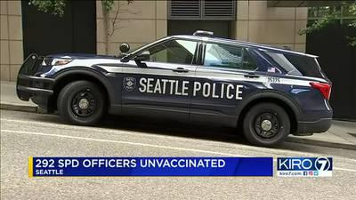 SPD preparing new 911 response plan in case of officer exodus over vaccine mandates