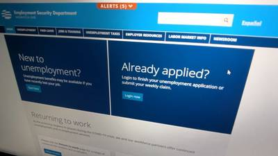 State says it will meet deadline for some workers' unemployment benefits, others still waiting