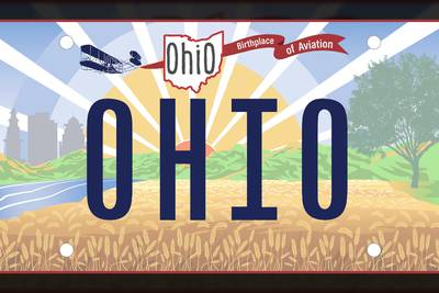 Not quite Wright: Ohio prints 35,000 new license plates before realizing mistake