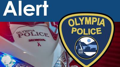Olympia police close streets for bomb threat