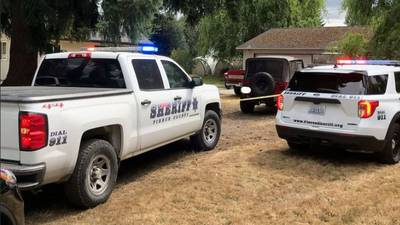 Intruder fatally shot at home near Bonney Lake