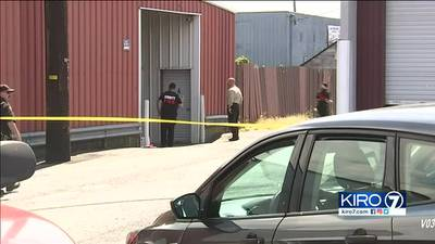 Everett authorities raid storage facility, look for squatters