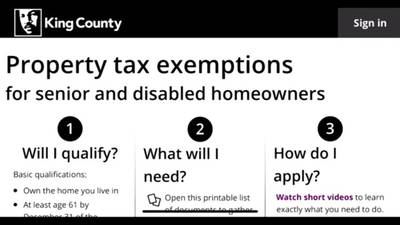 Property tax program problems frustrate seniors waiting for help