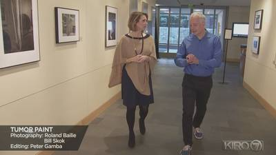 Fred Hutch doctor revolutionizing cancer treatment with 'Tumor Paint'