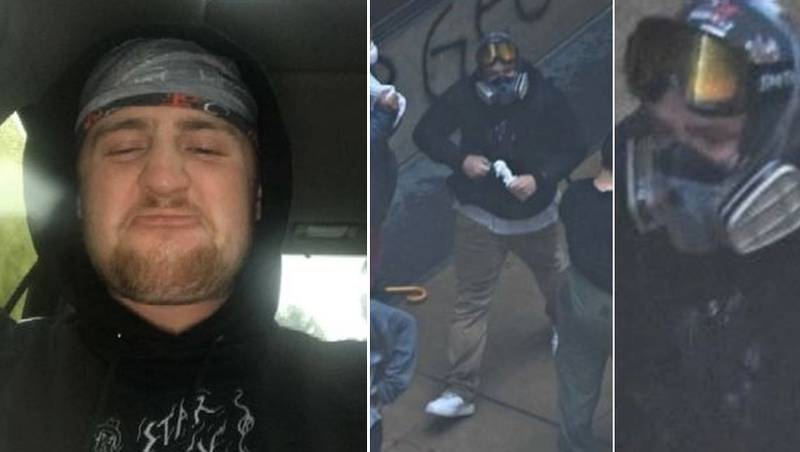 Kelly Jackson was sentenced to prison for throwing Molotov cocktails at police vehicles.