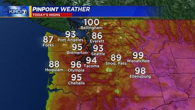 More heat and smoke ahead Friday