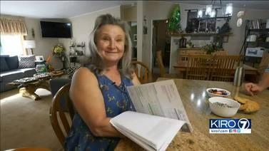 VIDEO: Ferndale woman's six-figure hospital bill forgiven