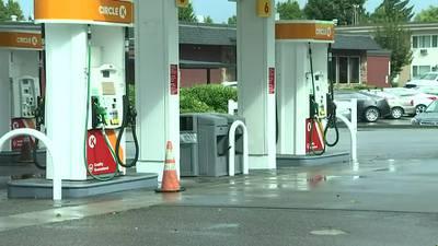 VIDEO: Police investigating triple shooting in Kent