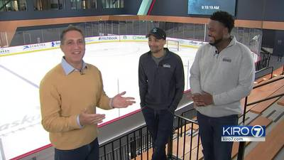 On Home Ice w/ Kraken Announcers J.T. Brown and Everett Fitzhugh