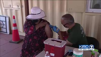 VIDEO: WA state workers sue Inslee over vaccine mandate