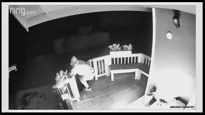 Enumclaw arsonist caught on camera setting 2nd fire in 2 weeks
