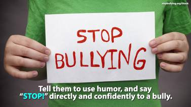 VIDEO: How to talk to kids about bullying