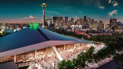 KIRO 7 gives you a look inside Climate Pledge Arena