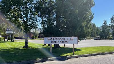 VIDEO: COVID-19 outbreak at Eatonville school forces return to remote learning