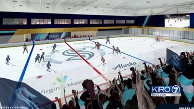 VIDEO: Hockey 101: The Kraken's practice facility