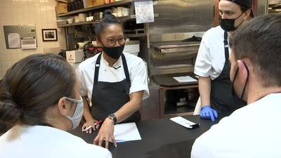 Filipina chef now leading kitchen at Canlis restaurant