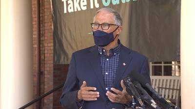 Group files recall petition in court against Governor. Inslee, awaits judge's approval