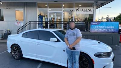 Repeat identity thief buys car, motorhome on stolen credit