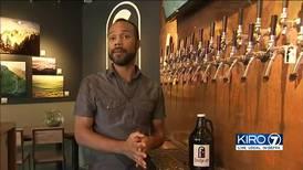 Black wine bar owner focused on sustainability, paving way for underrepresented entrepreneurs