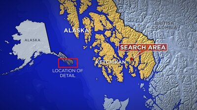 Six killed in plane crash, including five cruise passengers on ship out of Seattle