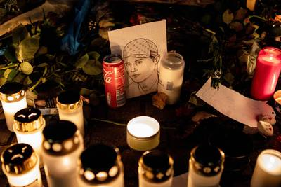 Swedish rapper Einar shot, killed at 19