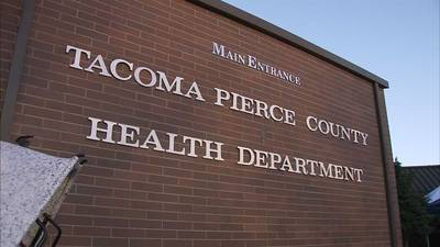 Protestors push back on proposal to dissolve Tacoma-Pierce County Health Department