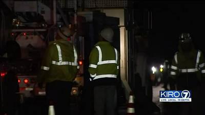 VIDEO: Crews continue to restore power across Puget Sound