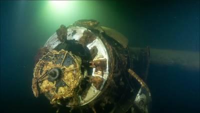 Underwater mysteries in Lake Washington