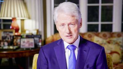 Former President Bill Clinton released from California hospital
